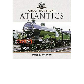 Die große nördliche Atlantics (Lokomotive)