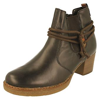 Ladies Remonte Ankle Boots D8173