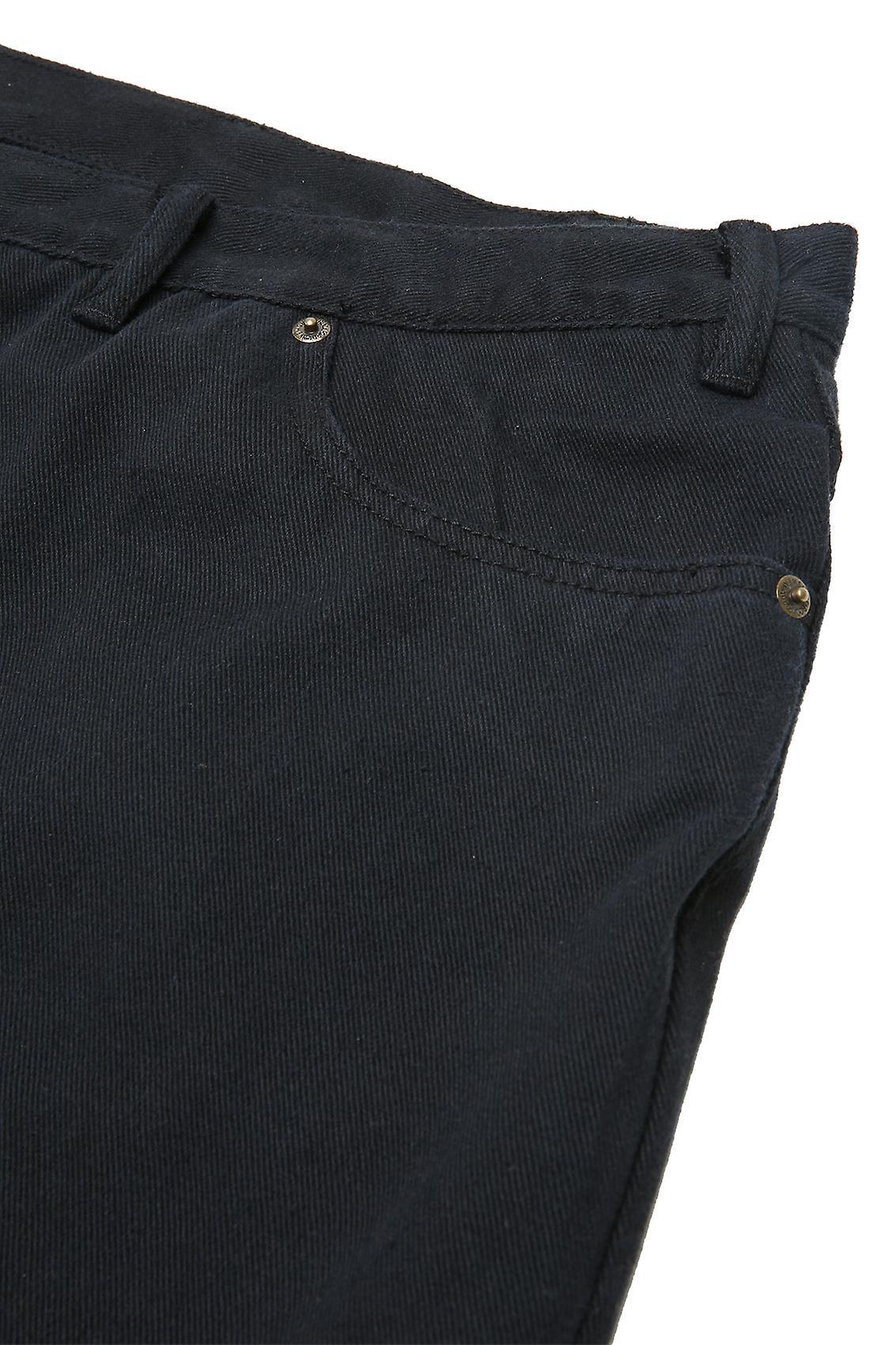 Rockford Black Stretch Jeans