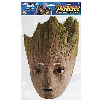 Avengers maschera Groot