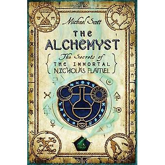 The Alchemyst by Michael Scott - 9780385733571 Book