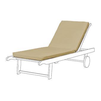 Gardenista® kivi vedenkestävä istuin pad Sun Lounger, pakkaus 3