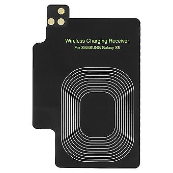 Receiver Charge Wire/Charge Induction Kit-Samsung Galaxy S5-Black