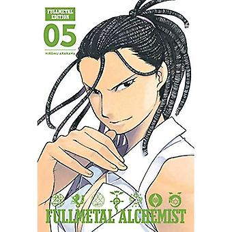 Fullmetal Alchemist: Fullmetal Edition, Band 5 (Fullmetal Alchemist: Fullmetal Edition)
