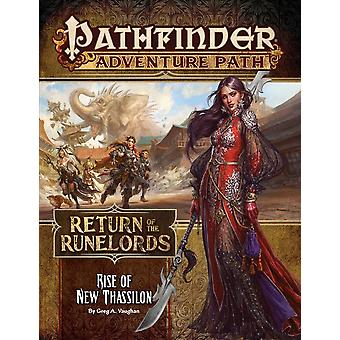 Pathfinder Adventure Path Rise of New Thassilon (Return of the Runelords 6 of 6)