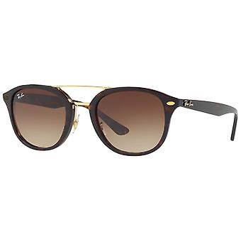 Ray - Ban RB2183 Brown/Brown gradient Brown tortoise shell