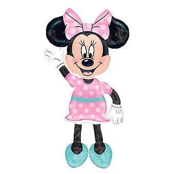 Airwalker giant balloon Minnie mouse Disney 137 x 96 cm foil balloon character, balloon