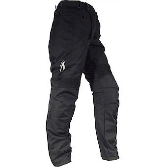 Richa Black Everest Short Motorcycle Waterproof Pants