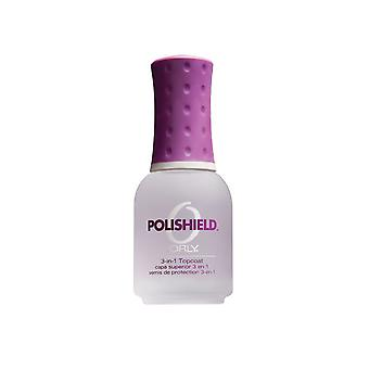 Orly Polishield  3-in-1 Ultimate Top Coat 18ml