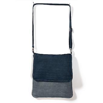 B&C Collection - B&C DNM Denim Vibe /Big Messenger Bag Manbag