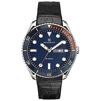 Seiko men's Quartz Analog Silicone wrist watch 7225