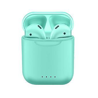 I88 tws bluetooth 5.0 earphone green