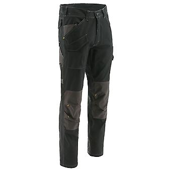 CAT Workwear Mens Essentials Durable Cargo Work Trousers