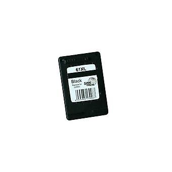 61XL Black Remanufactured Inkjet Cartridge New Chip