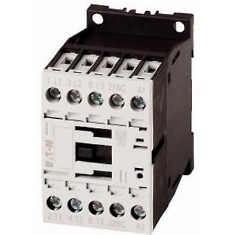 Eaton DILM12-01(24VDC) Contactor 1 pc(s) 3 makers 5.5 kW 24 Vdc 12 A + auxiliary contact