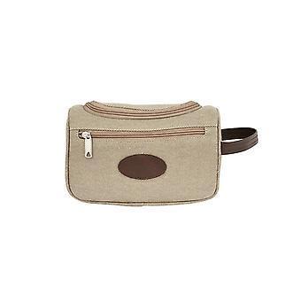 Danielle Kensington Top Zip Wash Bag with Side Handle