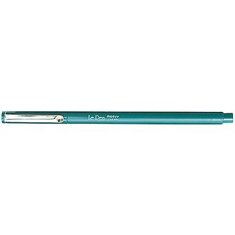 Le Pen .03Mm Point ouvrir Stock Teal U4300s 73