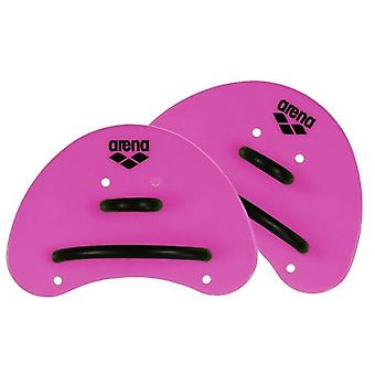 Arena-Elite Finger Paddle - Pink/schwarz