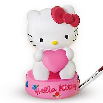 SES Moldear Y Pintar-Hello Kitty