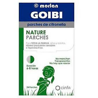 Goibi Patches Citronella Goibi (Hygiene and health , First Aid Kit , Insects)