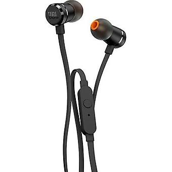 Headphone JBL Harman T290 In-ear Headset Black
