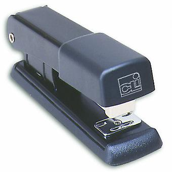 Half Strip Metal Stapler-Black CL82105