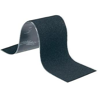 Hook-and-loop tape stick-on Hook pad (L x W) 5000 mm x 50 mm Black Fastech T0205099990305 1 pc(s)