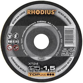 Rhodius 205911 High speed friction disk XT24