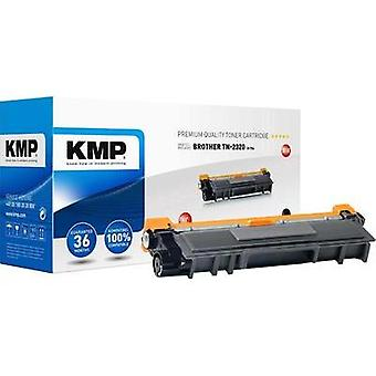 KMP Toner cartridge replaced Brother TN-2320 Compatible Black 2600 pages B-T56