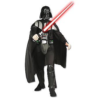 Darth Vader Deluxe Star Wars klasyczny film Disney oficjalny Dress Up kostium męskie
