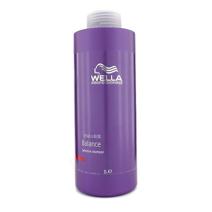 Wella equilibrio sensibile Shampoo 1000ml / 33.8 oz