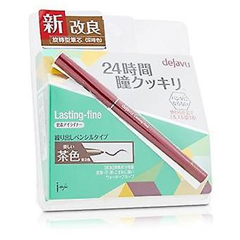 Dejavu Lasting Fine Pencil Eyeliner - Dark Brown - 0.15g/0.005oz
