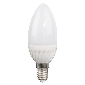 XAVAX LED bulb E14 3W warm white Crown candles