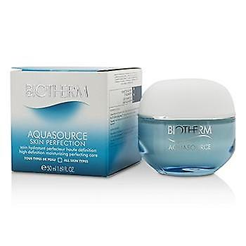 Biotherm Aquasource Skin Perfection Moisturizer High-Definition Perfecting Care - 50ml/1.69oz