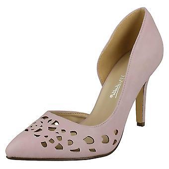 Ladies Anne Michelle Pointed Toe Stilettos F9913