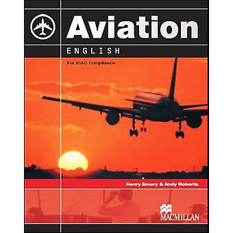 Aviation English Student S Book and DVD Pack (Paperback) by Emery Henry Roberts Andy
