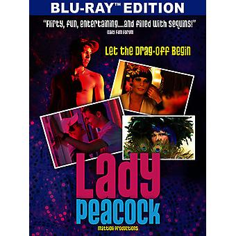 Lady Peacock [Blu-ray] USA import