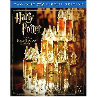 Harry Potter & the Half-Blood Prince [Blu-ray] USA import