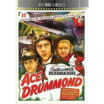Ace Drummond [DVD] USA import