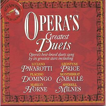 Operas größten Duette - import Operas größten Duette [CD] USA