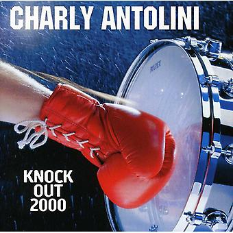 Charly Antolini - Knock Out 2000 [CD] USA import