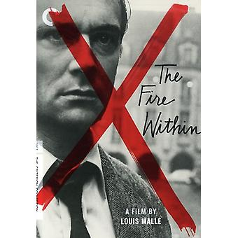 Fire Within [DVD] USA import