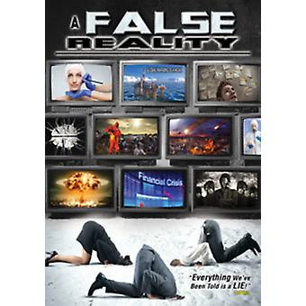 Falsk virkelighed [DVD] USA importerer