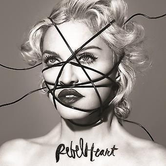 Madonna - corazón rebelde (Ex) importación de Estados Unidos [CD]