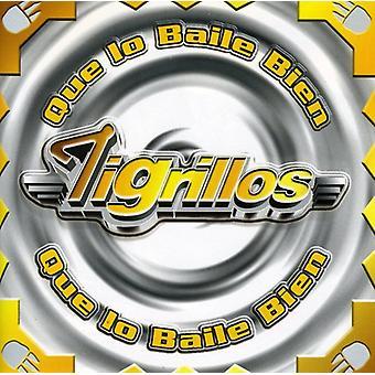 Los Tigrillos - Que Lo Baile Bien [CD] USA import