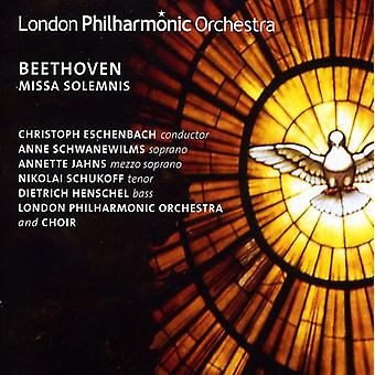 Larsen Beethoven - Beethoven: Missa Solemnis [CD] USA import