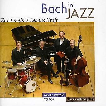 J.S. Bach - Bach in Jazz [CD] USA import