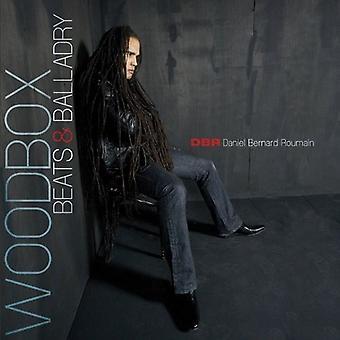Daniel Bernard Roumain - Woodbox: Beats & Balladry [CD] USA import