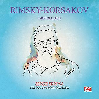 Korsakov - eventyr 29 [DVD] USA importere