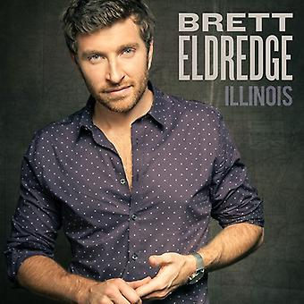 Brett Eldredge - Illinois [DVD] USA import